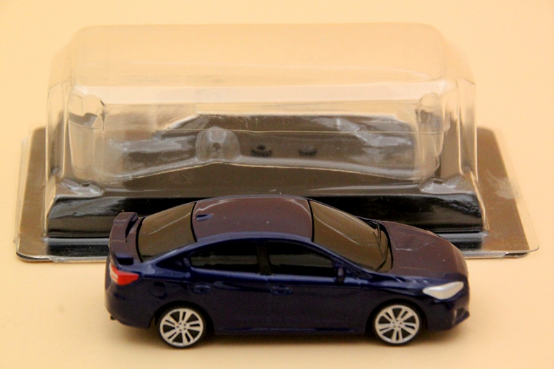 C-COOL 1:64 Subaru Impreza 5 Dörr Sportfordon 338334 Simulering - Bilar och fordon - Foto 6