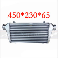 car turbo Radiators intercooler Front Mount universal High quality aluminum Core body 450*230*65 APEXI Free shipping