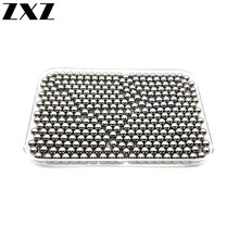 60pcs 100pcs 3mm 4mm 8mm 9mm Pocket Sling Shot Outdoor Hunting Slingshot Pinball Stainless Ammo Steel Balls Shooting Accessories(China)