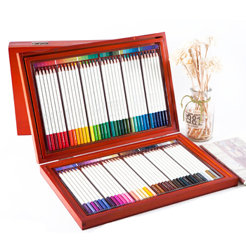 Truecolor Oily color pencil 72/108 color art hand-painted coloring painting color lead