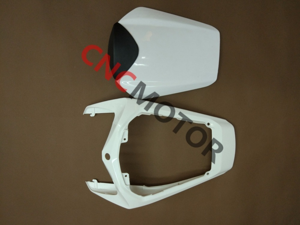 2 Pieces Unpainted Raw Tail Rear Fairing For Honda CBR 1000RR 1000 RR CBR1000RR 2008-2011 08-09-10-11 arashi motorcycle radiator grille protective cover grill guard protector for 2008 2009 2010 2011 honda cbr1000rr cbr 1000 rr