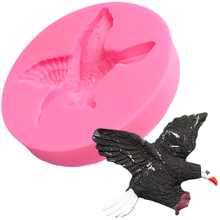 Bird Hawk Silicone Soap Mold Silicone Mold Cake Decorating Tool Baking Tools For Cakes Fondant Cake Mold Silicone Lace Mat DIY цена и фото