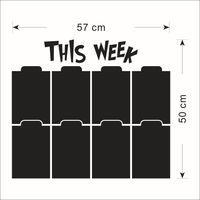 57 50 cm this week office blackboard stickers.jpg 200x200