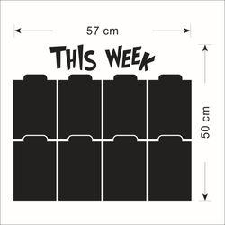 57 50 cm this week office blackboard stickers.jpg 250x250