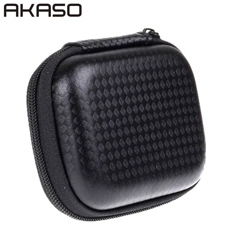Portable Mini Box Waterproof Black Camera Bag Case for Xiaomi Yi 4K Travel Storage Collection Case For Xiaoyi Yi Accessories