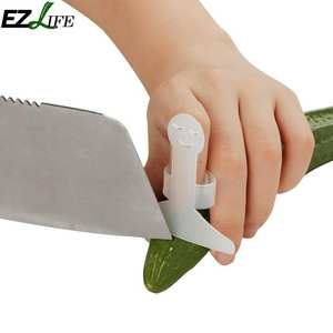 1pc Safe Tool Hand Guard Kitchen Gadgets Finger Protector