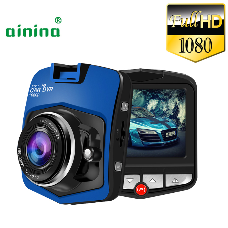 Ainina Car dashboard camera FHD1080P shield car dashcam ,170 degree wide angle view ,G-sensor, night vision Car Dvrs