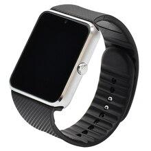 Smart Watch GT08 Bluetooth Fitness Watch With Camera SIM Car