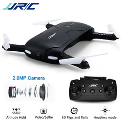 JJR/C JJRC H37P Elfie Mini Selfie Drone 720P WIFI FPV Camera Foldable Arm APP Control RC Quadcopter with Remote Control
