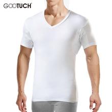 Men Undershirts Underwear Absorb Sweat Man Elastic T Shirts Male V Neck Short Sleeves Top Sleepwear Plus Size Undershirt 5359