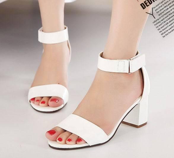 Sandals thick Heels Pumps