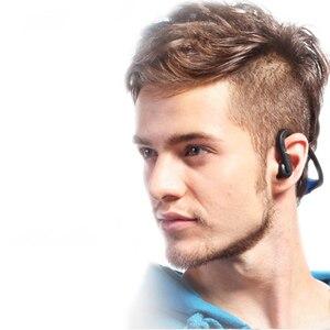 Image 2 - HOMEBARL BS19C Bluetooth 4,0 Sport Drahtlose Neck Kopfhörer Ohrhörer Headset + 8GB 16GB Micro SD Karte/FM radio/Mic PK ZK S9