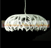 Modern Creative Arts Cafe Bar Restaurant Clothing Coral Resin Living Room Chandelier Material Resin E27 AC110