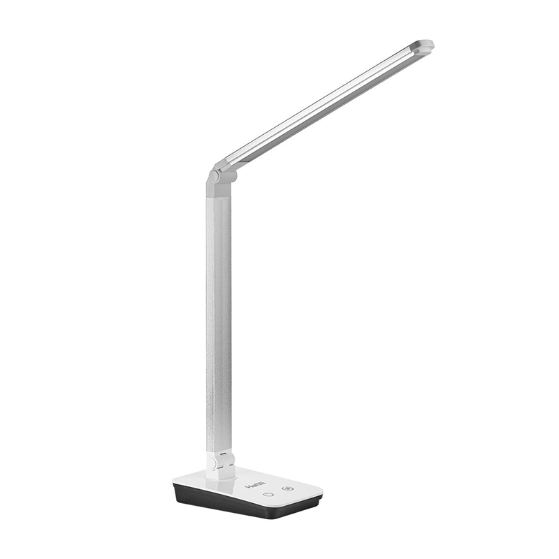 Folding LED Desk Lamps/Lamparas LED Aluminum Reading Table Lamp Four Grade Touch Dimmerable Eye-Protection Study Lamp IY309022 humidifier air purifier rechargeable usb led table light eye protection table lamp touch reading desk lamp