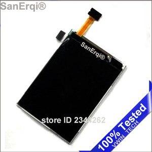 LCD para Nokia 6303 6303i 3720c/5610/5630/5700/6110n/6220c/6500 s/6600i/6600 s/6650f/6720/6730c/E65 MÓDULO DE PANTALLA SanErqi
