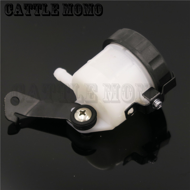 Motorbike Brake Fluid Reservoir Oil Cup For Kawasaki Ninja ZX-6R 636 ZX600 ZX-10R ZX1000 Z1000 2007 2008 2009 2010 2011 2012-15