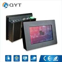 High Quality Atom N2807 2GB DDR3 32G SSD Touch Screen Embedded 7 Inch Fanless Mini Industrial