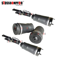 StOSSDaMPFeR New Rear Air Spring Bag Front Suspension Air Ride With Sensor Fit Mercedes Benz W251 V251 2513203113 2513200425