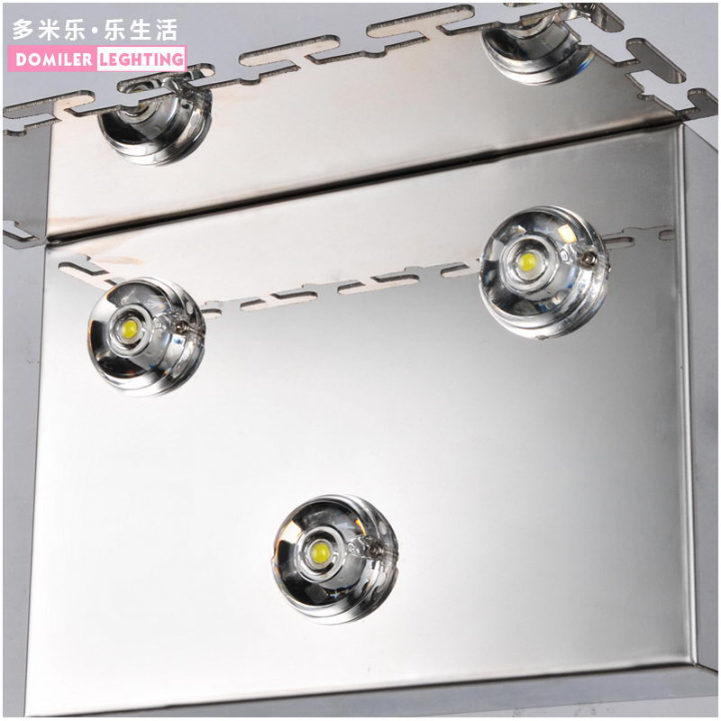 Modern LED Wall Lamps Creative Design Wall Sconces Lights Bedside Crystal Light Fixtures