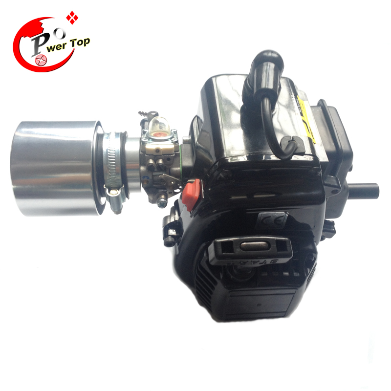 30.5cc Engine 4 bolt for 1/5 HPI baja 5b Parts RC CAR ROVAN King Motor 27 5cc 2t 4 bolt gasoline engine walbro 668 carburetor ngk spark plug 7000 light clutch fits hpi baja 5b losi 5ive t redcat