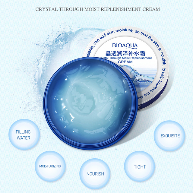 Daily Deep Moisturizing Anti-Wrinkle Face Cream