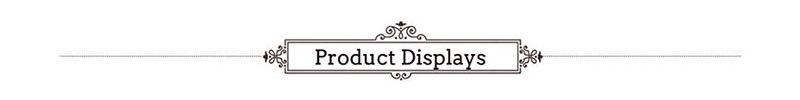 Product Displays