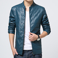 New Faux Leather Men Coats Limited-time Promotion!Pu Leather Jackets Mens Fashion Casual Men's Outwear Jackets and Coats M-6XL