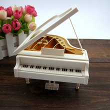 2 Size Dancer Ballet Classical Piano Music Box Dancing Ballerina Musical Toy Xmas Gift Desk Decoration Figurines P20