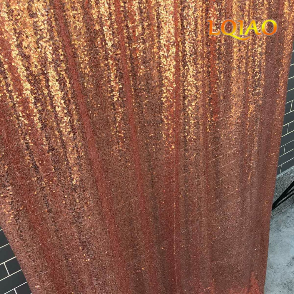 Rose Gold sequin backdrop-003