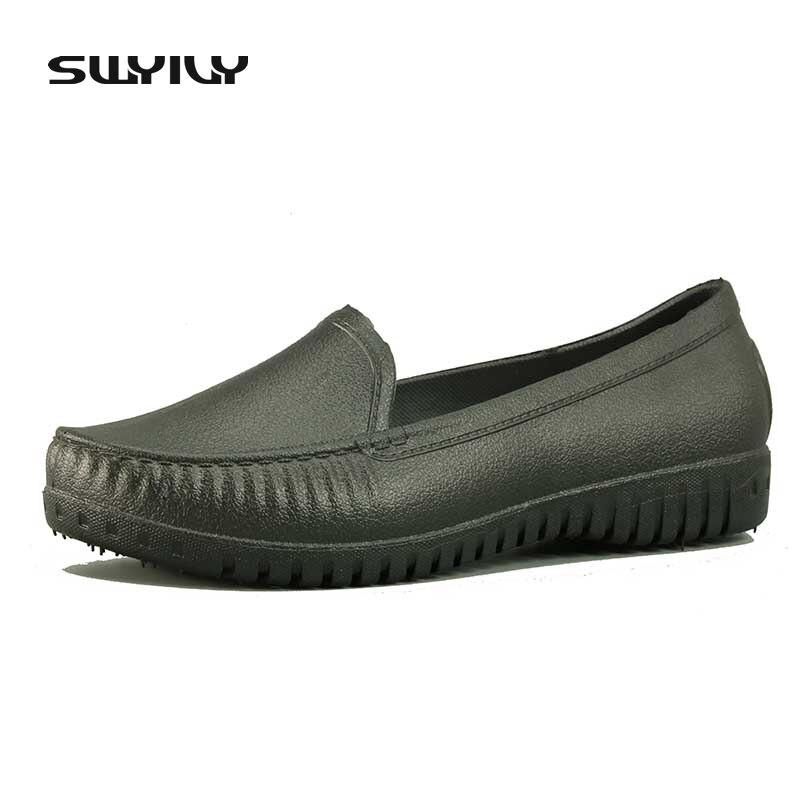 2017 Súper Suave de Fondo Plano Zapatos de Las Mujeres de Verano - Zapatos de mujer