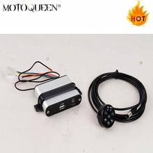 Автомобиль MP3 мотоцикл Мотоцикл mp3-плеер, скутер аудио поддержка SD карты, USB автомобиль fm-радио