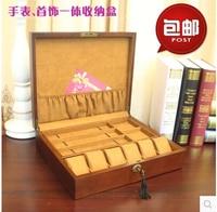 Роскошная оригинальная деревянная 6 slot деревянная коробка для часов коробка ювелирных изделий для часов Роскошная коробочка для часов ювел