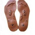Nueva llegada imán la terapia magnética Health Care Foot Massage plantillas hombres / mujeres Pads Comfort Shoe