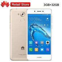 "Mondiale Firmware Huawei Profiter 6 S 3 GB RAM 32 GB ROM DIG-AL00 Mobile Téléphone 5.0 ""Snapdragon 435 Octa Core 13.0MP Empreintes Digitales Double SIM"