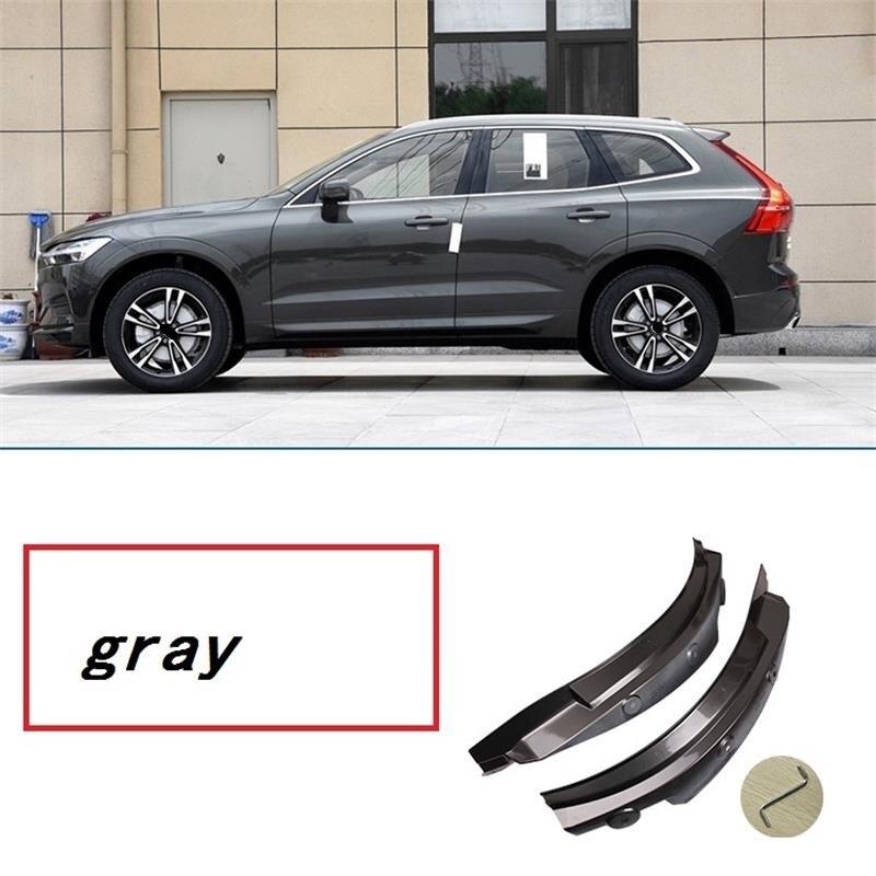 Para a volvo xc60 roda traseira fender 2018-2019 XC60 modificação porta traseira roda traseira fender especial acessórios do carro