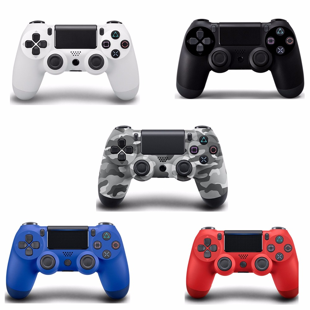 Wireless gamepad For PS4 controller playstation 4 console dualshock sixaxis bluetooth game joystick for Sony play station 4 PS wireless bluetooth ps4 gamepads game controller for sony ps4 controller dualshock 4 joystick gamepads for playstation 4 console