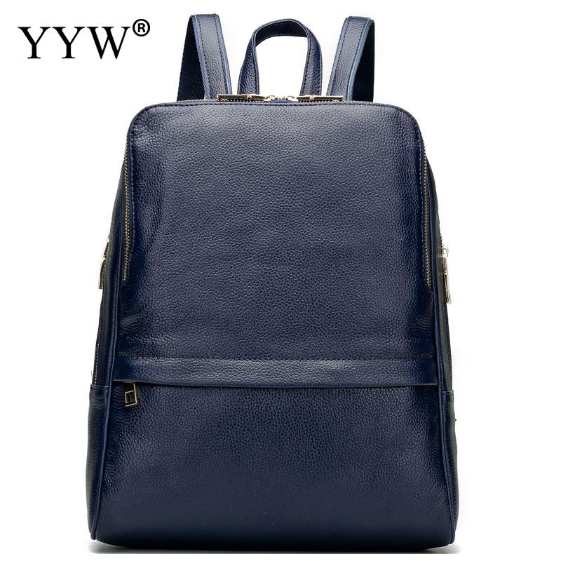 Fashion Black PU Leather Backpack Female Red Backpacks for Adolescent Girls Women Blue Casual Korean Style Small School Bag 400 have 24 colours wholesale korean fashion pu zipper primary and secondary school students backpack 20171201