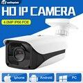 XMEYE Высокое Разрешение H.265/H.264 4MP/3MP POE Пуля Ip-камера ИК 30 М Ночного Видения Безопасности CCTV камера Наружного P2P Облако Посмотреть