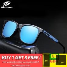 DIGUYAO BRAND DESIGN Classic Polarized Sunglasses Men Women Driving Square Frame Sun Glasses Male Goggle UV400 Gafas De Sol