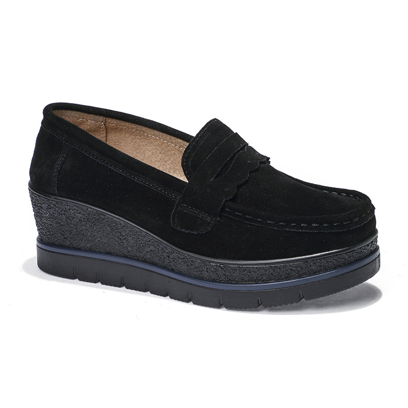 Size Big New Grigio Doratasia Blu rotonda Slip Solid Platform Primavera Donna Autunno Shoes On Flat 40 Nero Casual 35 Verde Shallow Punta Donna Flats fTafqdCwFB