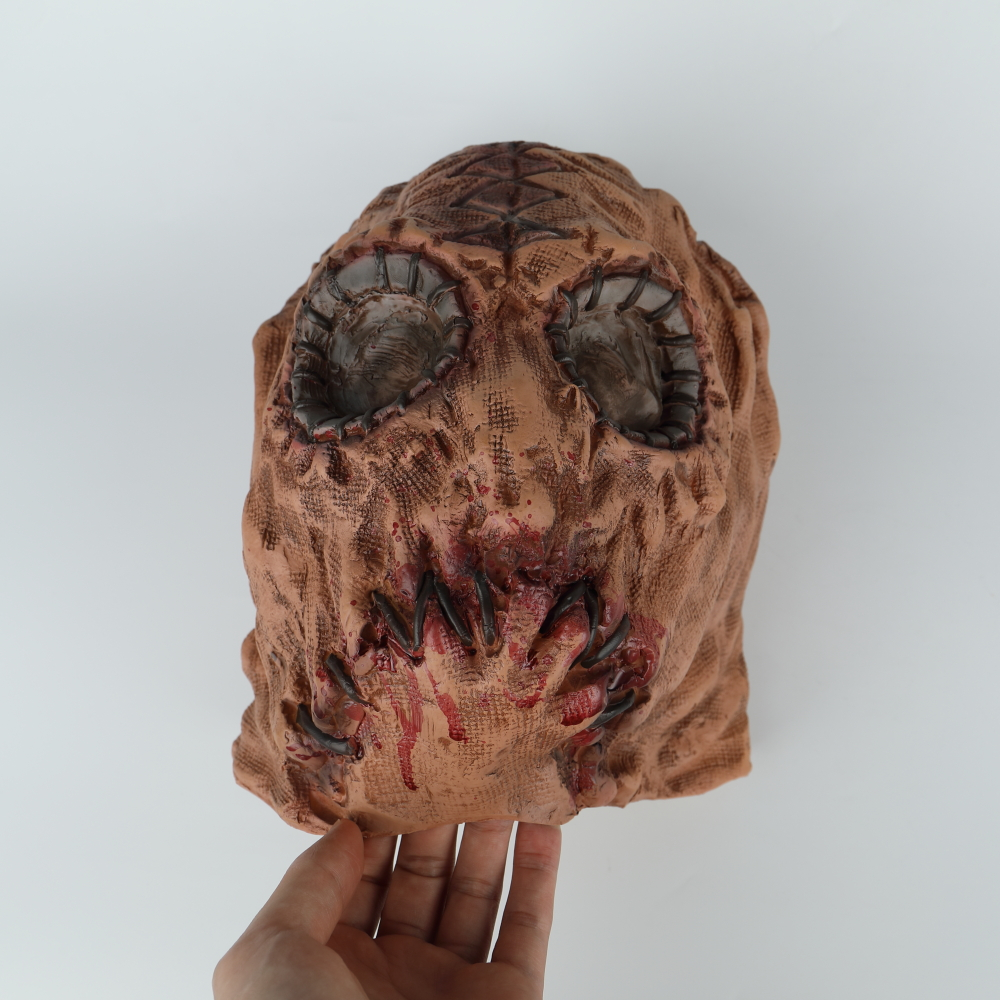 2018 Steamm Survival Game SCUM Mask Cosplay Role Masks Scary Party Dresses Costume Prop (2)