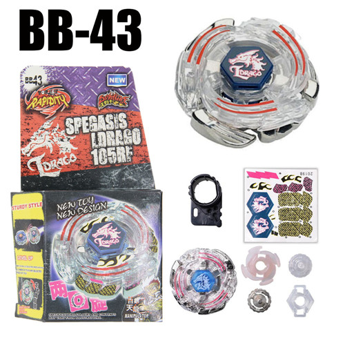 Earth Virgo Metal Fusion Stamina Type Beyblade Toy BB-60 Top For Kids Toys