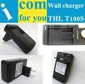 """USB cargador de viaje cargador de Pared de La Batería para THL T100S (MTK6592 Octa Core 5.0 """") famoso"""" YiBoYuan """"alta calidad garantía de Seguridad"""