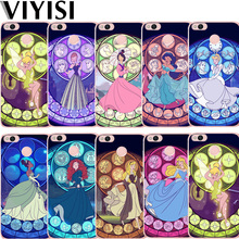 VIYISI For Xiaomi Redmi NOTE 5A 4 4A 4X Mi6 A1 5X Phone Case Princess Soft TPU Silicone Back Cover Coque Fundas Capinha Cell