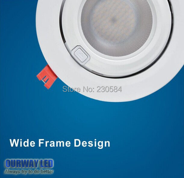 30W,40W,50W,60W Samsung G2-5630 (LM-80) led lamp Exclusive humanization design easy to adjust light angle led downlight е жидкость 60 40 2 30 мл 0 мг