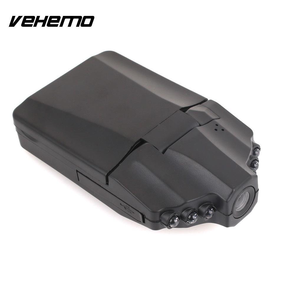 HD1080P Durable Car DVR Parking Monitor Car Camera Driving Recorder Loop Recording Dash Cam