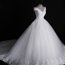 White Off The Shoulder France Lace Eyelash Trim Puffy ulle Ball Gown Wedding Dress Lace Up