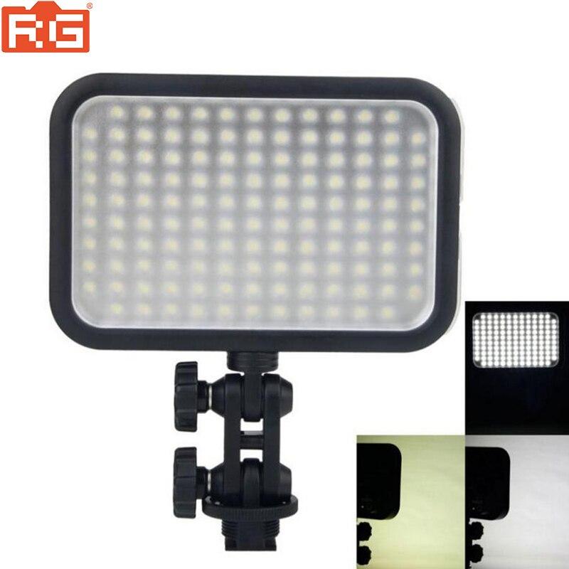 Godox LED 126 LED 126 Video Lamp Lights for Digital Cameras Camcorders DV Wedding Videography Photo