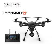 2016 New professional RC Drone Yuneec Typhoon H RTF RC Helicopter with Camera HD 4K 3Aixs 360 Rotation Gimbal vs DJ Phantom 4 3
