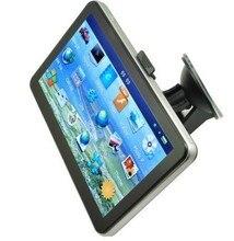 5 дюймов Автомобиля GPS Навигации Емкостный Экран WinCE 6.0 Автомобильный GPS Навигатор Навигация мультимедийный Плеер Бесплатные Карты